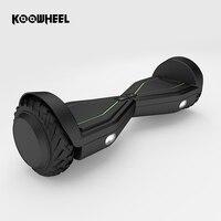 2018 Koowheel 6,5 Дюймов Электрический скутер портативный Ховерборд два колеса самобалансирующий e скутер дешевый Hover доска для взрослых