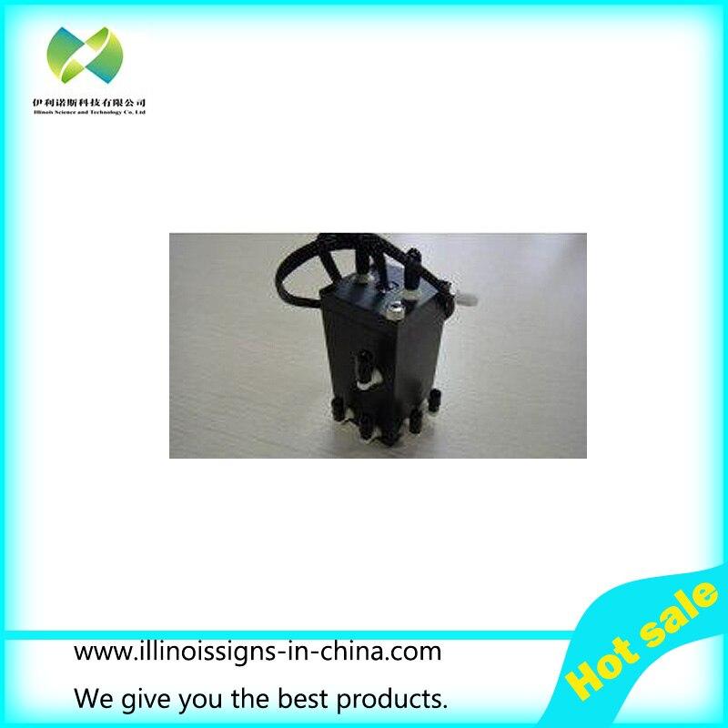 ФОТО 55ml aluminium sub tank  with valve printer part for