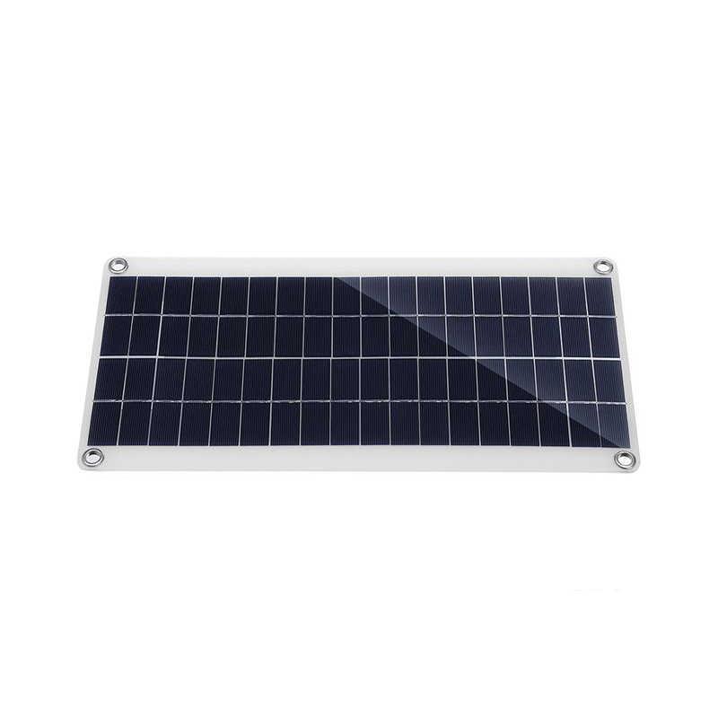 Panel słoneczny Mini układ słoneczny DIY akumulator ładowarki do telefonów przenośne ogniwo słoneczne 10W 15W 20W 25W ogniwo słoneczne Dropshipping