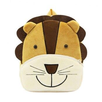 2020 Cartoon Kids Plush Backpacks Mini Kindergarten schoolbag Plush Animal Backpack Children School Bags Girls Boys Backpack - 26