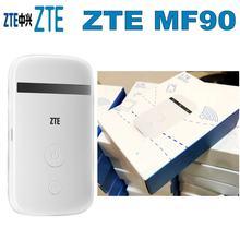 Разблокированный wi fi роутер zte mf90 mifi 4g lte поддержка