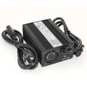 Image 3 - 58.4V 2A LiFePO4 Batterij Oplader Voor 16S 48V 51.2V LiFePO4 Scooter Accu Voeding Lader