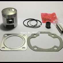 Motorcycle-Engine-Accessories Piston-Ring AG50 Two-Stroke AD50 10mm 41mm-Pin Components