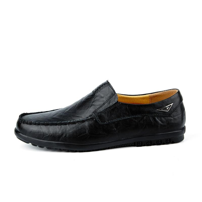 Valstone Популярни Кожени Обувки Мъжки - Мъжки обувки - Снимка 2