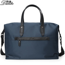Men Oxford Cloth Shoulder Messenger Bag Vintage Classic Fashion Handbag Travel Large Capacity High Quality Luxury Crossbody Bag