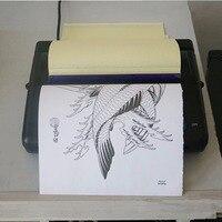 Стайлинг Professional татуировки производитель трафаретов передачи машины Flash термальность копиры поставки принтера ЕС Plug