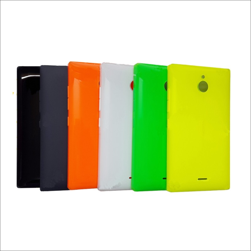 cover back battery housing for <font><b>Nokia</b></font> X2 Rear cover for Microsoft Lumia RM-<font><b>1013</b></font> back cover Case High quality cover image