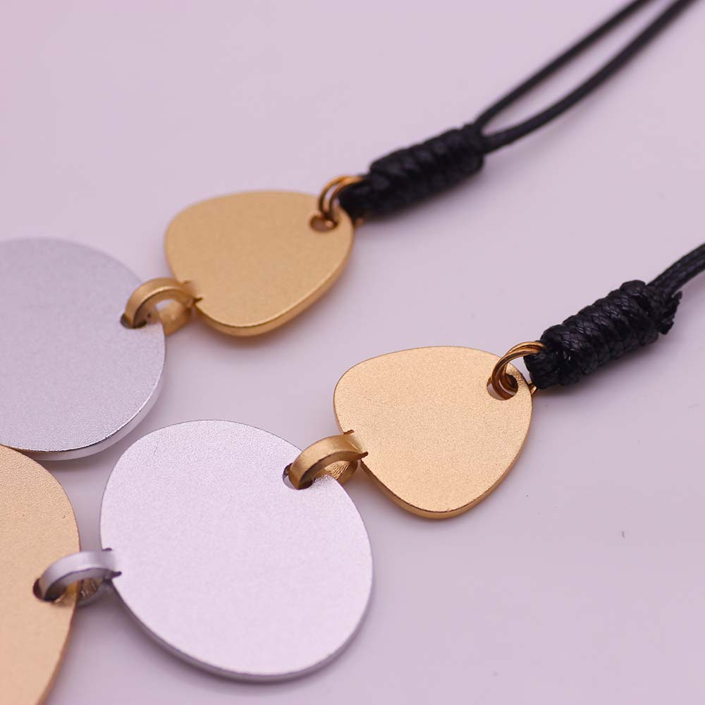 New Fashion Aluminium Pendant Necklaces Women Jewelry Choker Punk Style Necklaces Clothes Accessories Ladies Necklace in Choker Necklaces from Jewelry Accessories
