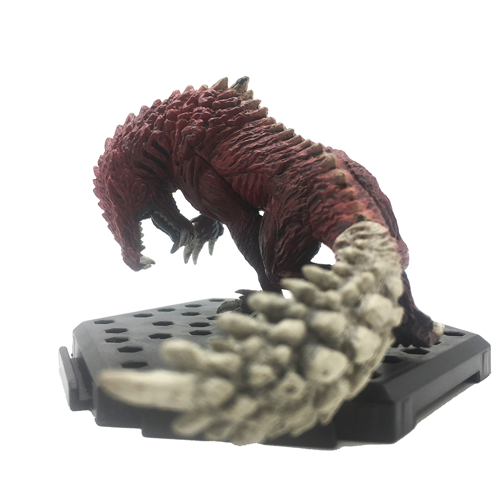 New MHW Game Monster Hunter World Figure Clawed Dragon PVC Models Ancient Dragon Action Figure Decoration Toy collectible Model in Action Toy Figures from Toys Hobbies