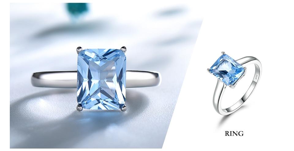silver jewelry set for women  brand fine jewelry (8)