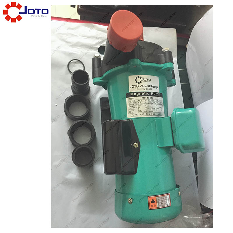 MP 120R Magnetic Centrifugal Pump High Flow Industry Water Pump 220V Magnetic Pump
