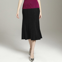 New Women's MIYAKE pleated skirt Spring and Summer free shipping