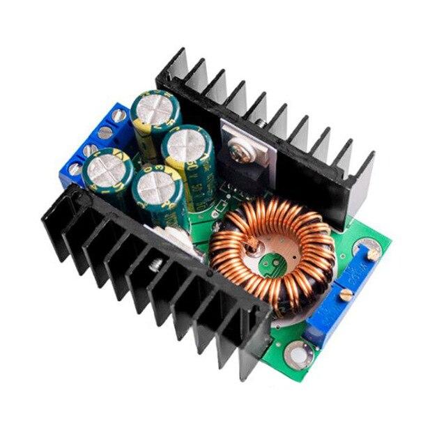 Xnwy 300 Вт xl4016 DC-DC MAX 9a шаг Подпушка понижающий преобразователь 5-40 В до 1.2- 35 В Регулируемый Питание Модуль светодиодный драйвер для Arduino ...