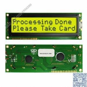 NHD-0216SZ-FL-YBW Optoelectronics (Mr_Li)
