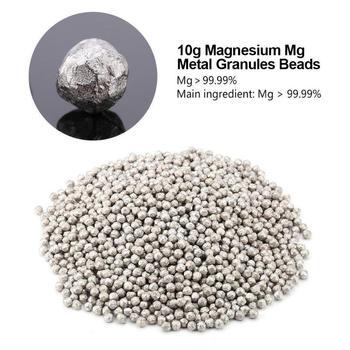 1 sztuk Metal ORP magnezu granulki fasoli piłka wygodne narzędzie do filtra wody Metal 10/20/50/100G fasola sprzęt zewnętrzny