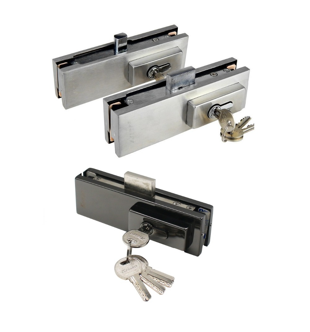 Premintehdw Glass Door Floor Lock Latch For Commercial