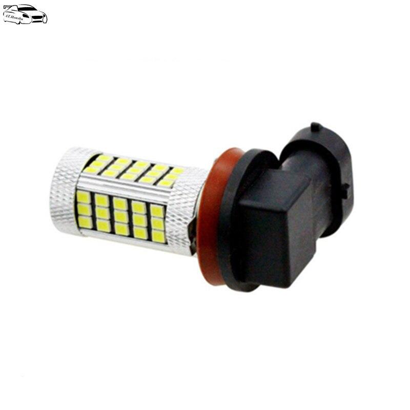 2x H8 H11 high power nebel Canbus Fehlerlose LED Auto Auto nebel lampe für Skoda Superb octavia A7 eine 5 2 Fabia Schnelle