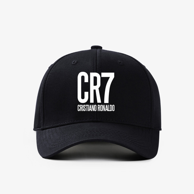8442fe8cce0ffe Baseball Cap Cristiano Ronaldo CR7 Madrid Men's Adjustable Cap Portugal  2018 hats Solid Color Fashion Snapback Fall hat