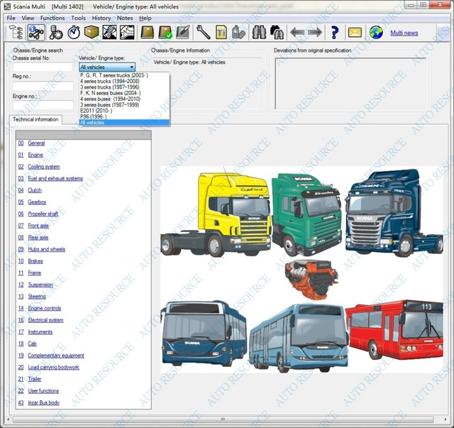 2014 scania multi parts and service manual catalogue in software rh aliexpress com Scania Engine Model Manual Scania R 114 380