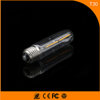 50PCS 2W E27 B22 Led Bulb, T20 LED COB Vintage Edison Light ,Filament Light Retro Bulb AC 220V
