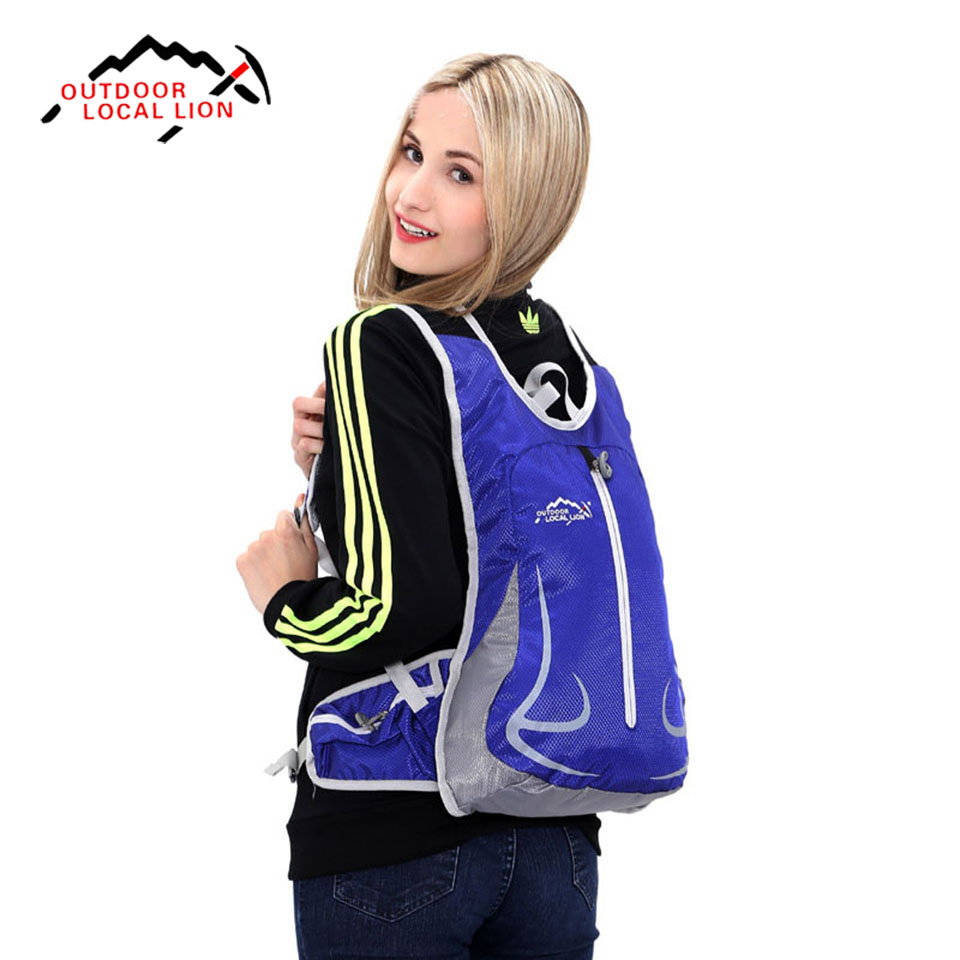 pink Bici Corsa Di E Moutain black Locale Borsa Packsack green Sport blue Jogging Viaggio Zaino red Zaini Lion sapphire Yellow 12l orange Ciclismo Ultraleggero Blue qxfwxg