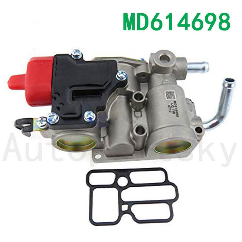 MD614698 Idle Air Control Valve for Mitsubishi Galant Eclipse Spyder MD614696