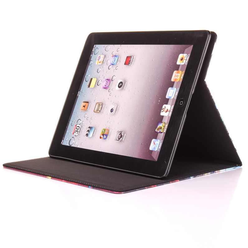Caso para Apple ipad 2 3 4 5 6 air 2 ipad 9,7 2017 2018 ipad mini 1 2 3 Tortuga ninja cubierta protectora soporte coque para