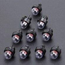 10 шт. карбюратор оснастки в праймер лампа топливный насос триммер части для STHIL Homeliter Ryobi Poulan fit 45cc 52cc 5200 5800 бензопила