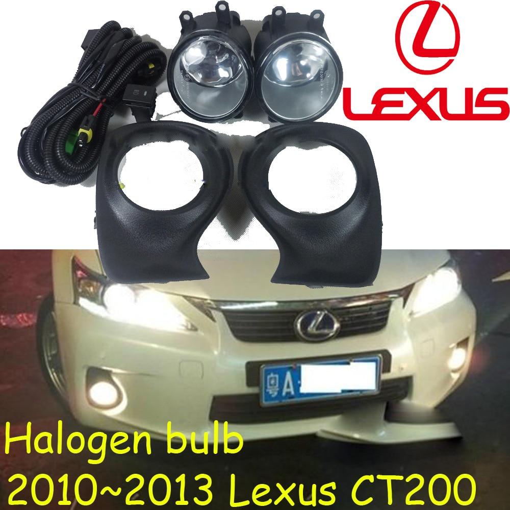 Halogen bulb,2010~2016,Lexuz CT200 daytime light,Free ship!LED,CT200 fog light,2pcs;CT200H fog light,RX350,RX270,ES250,CT 200 ct