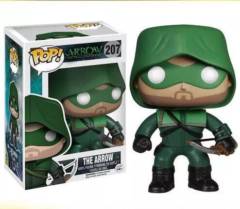 Funko pop  Horror Movie:Arrow -the arrow Vinyl Figure  Model Toy with IN Box