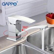GAPPO water mixer kitchen faucet mixer kitchen mixer taps water brass faucet kitchen sink faucet basin faucet bronze GA4507