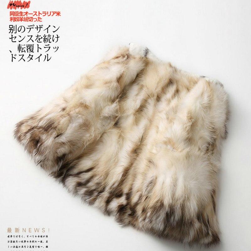 Mex Manteau Femmes Vraie Fox Veste Manteaux Femme De D'hiver Réel 100 Renard Spliced La 2019 Fourrure Naturelle Fur qIfgx6S8w