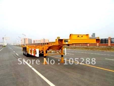 Hydraulic Lifting Suspension Semi-trailer