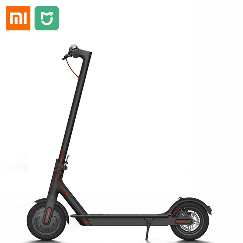 [PL Stock] Original Xiaomi Mijia M365 Scooter électrique pliant technologie de E-ABS système de récupération d'énergie cinétique régulateur de vitesse