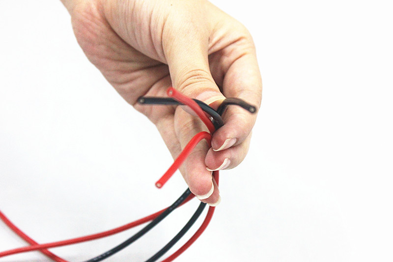 Aliexpress.com : Buy 1m Black and Red 16AWG Silicon Wire ...