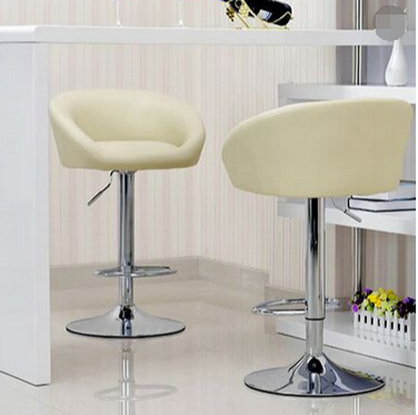 цена на European fashion bar chair lift bar chair simple reception Bar chair lift cashier tall stool