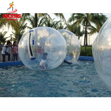 TPU 2m  inflatable Zorb Water Walking Ball walking ball dance ball inflatable walking ball with Germany TIZIP Zipper