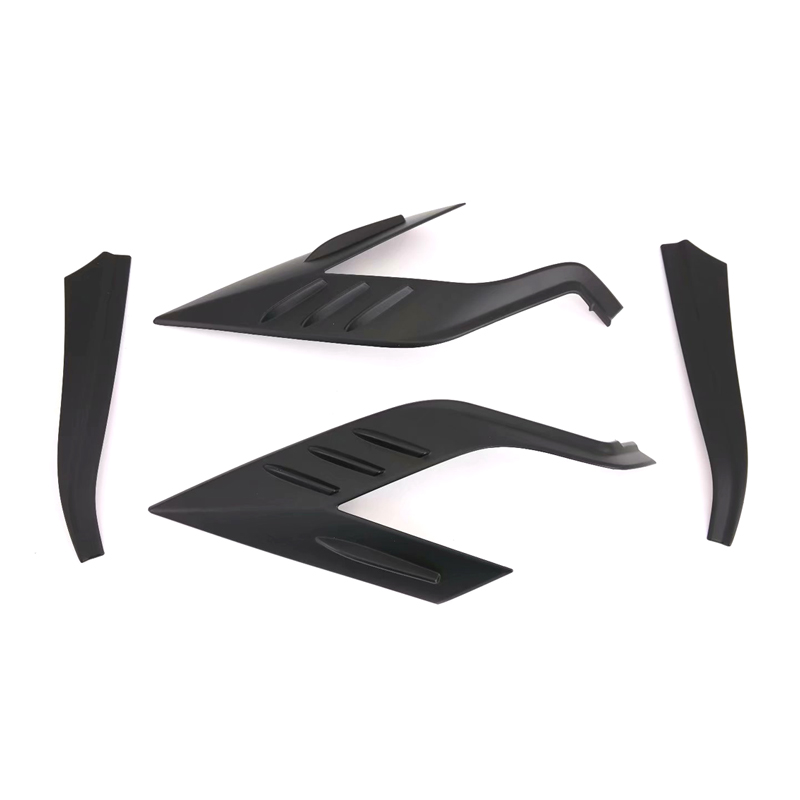 Image 5 - Auto Accessories ABS Raer Light Lamp Eyelind Decoration Cover Trim  2pcs  for Toyota RAV4 2019 2020-in Roof Racks & Boxes from Automobiles & Motorcycles