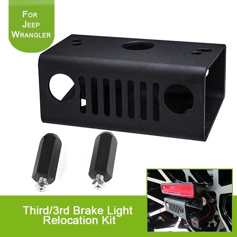 For 2018 Jeep Jl Chmsl Parts Accessories Third 3rd Brake