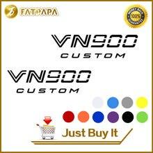 Decals Moto-Sticker for Kawasaki VN900 Fairing Notebook-Luggage-Helmet Fuel-Tank-Wheels