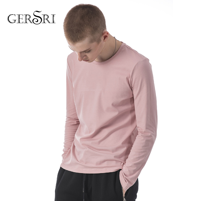 Gersri Spring Sweatshirt Men Fashion Hoodies Mens Casual Brand New Arrival Men's Brand Sweatshirts Slim Fit High Quality
