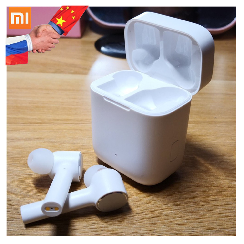 Stock Original Xiaomi Air TWS Airdots Pro Earphones True Wireless Bluetooth Headsets ANC Switch ENC Tap