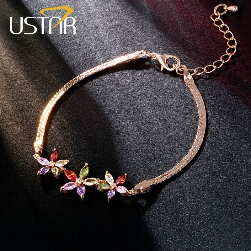 USTAR Crystals Flower...