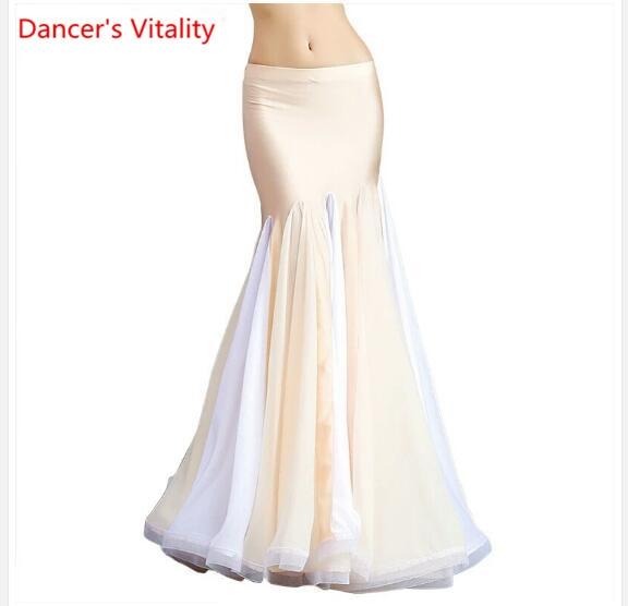 New Belly Dance Skirt Women Sexy Belly Dance Clothes Skirt Belly Dance Performance Skirt 3 Colors Lady Dance Skirt