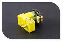 Big discount DFRobot 6V 160rpm Micro DC Geared Motor, 3~7.5V 0.2kg with quadrature Encoder-SJ01 120:1 for mobile robot / smart car / platform