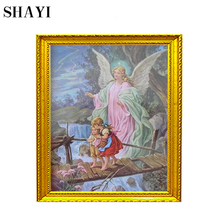 5D Diy Diamond Painting, Painting Religion, Rhinestone Religious Full, Embroidery Idol LUOVIZEM L046