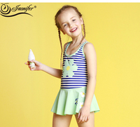 Girls' One piece Swimsuit Princess Skirt Baby Swimsuit Cute Swimsuit New Hot Sale