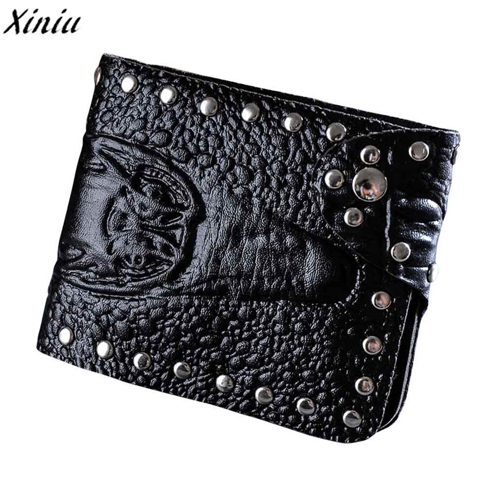 Men Purse Crocodile Pattern Leather Business Wallet Short Hasp Money Bag Carteira Homens Carteiras #6123 maibomengnuo authentic crocodile skin wallet belly belly fashionable contracted men thin money clip upright money