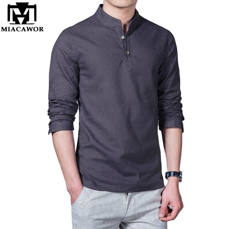 Плюс Размеры 5xl 2018 Новый хлопок белье Для мужчин рубашка Повседневное с длинными рукавами мужские рубашки Slim Fit CHEMISE Homme Camisa masculina mc264