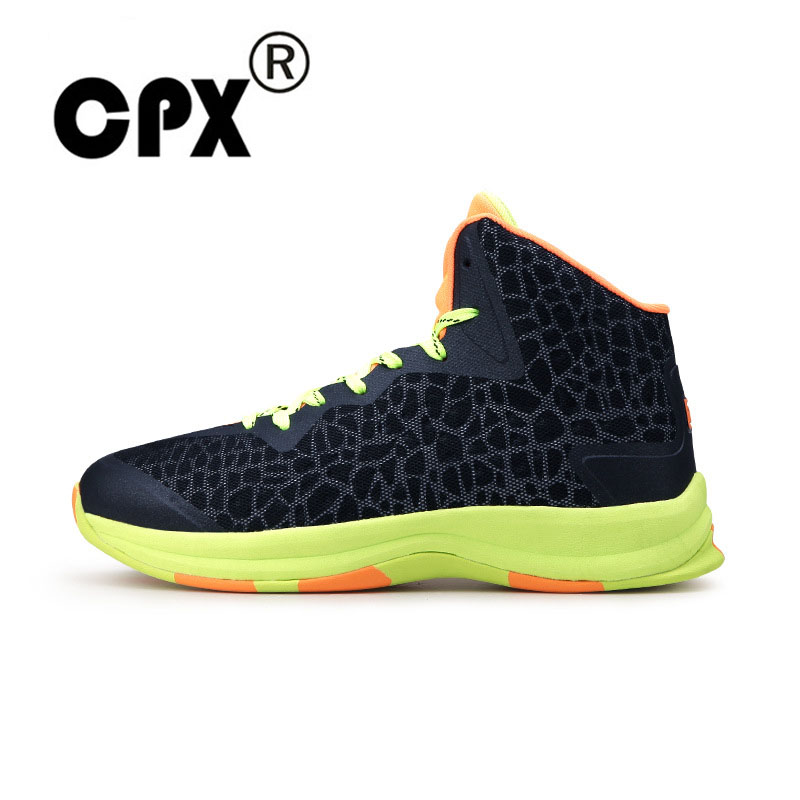 CPX mens 3M Reflective Special Edition basketball shoes wear-resisting damping breathable Air basketball boy outdoor sneakers
